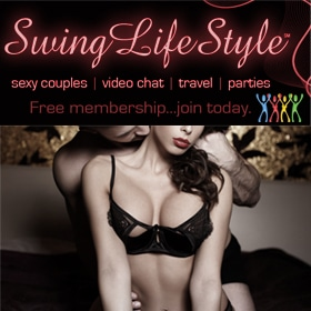 Real and free and swinger video